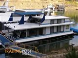 "Houseboat Holiday Home on Lake Eildon Vic ""Moonshine"""