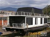 "Houseboat Holiday Home on Lake Eildon Vic ""BB"""