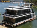 "Houseboat Holiday Home on Lake Eildon Vic ""Satisfaction"""
