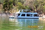 "Houseboat Holiday Home on Lake Eildon Vic ""Kapalua"""