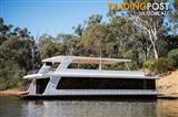 Houseboat Holiday Home on the Murray River @ DCM OR Lake Eildon