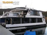 "Houseboat Holiday Home on Lake Eildon Vic ""Paramount"""