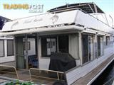 "Houseboat Holiday Home on Lake Eildon Vic ""Black Marlin"""