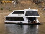 "Houseboat Holiday Home on Lake Eildon Vic ""Ulysses"""