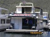 "Houseboat Holiday Home on Lake Eildon Vic ""Scorpion"""