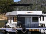 "Houseboat Holiday Home on Lake Eildon Vic ""GotToGo"""