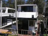 Houseboat Holiday Home on the Murray River WEM