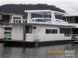 "Houseboat Holiday Home on Lake Eildon Vic ""Good Times"""