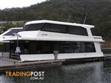 "Houseboat Holiday Home on Lake Eildon Vic ""Aquarius"""