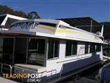 "Houseboat Holiday Home on Lake Eildon Vic ""Dayz Off"""