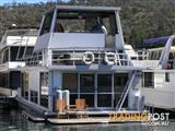 "Houseboat Holiday Home on Lake Eildon Vic ""Ultra"""