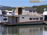 "Houseboat Holiday Home on Lake Eildon Vic ""Encore"""