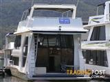 """Houseboat Holiday Home on Lake Eildon Vic """"JT's Place"""""""