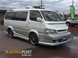 1998 TOYOTA HIACE SUPER CUSTOM (No Series) VAN WAGON