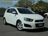 2013 Holden Barina CD TM MY14 Hatchback