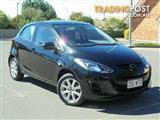 2013 Mazda 2 Maxx DE10Y2 MY13 Hatchback