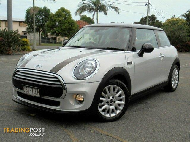 2014 mini hatch cooper f56 hatchback for sale in chermside qld 2014 mini hatch cooper f56. Black Bedroom Furniture Sets. Home Design Ideas