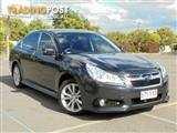 2013 Subaru Liberty 2.5i Lineartronic AWD B5 MY13 Sedan