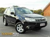 2010 Subaru Forester X AWD S3 MY10 Wagon
