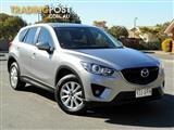 2012 Mazda CX-5 Maxx SKYACTIV-Drive AWD Sport KE1021 Wagon