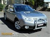 2010 Subaru Outback 2.5i AWD B5A MY10 Wagon