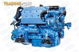 Sole Diesel Mitsubishi Marine Engine MINI 74