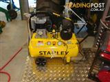 as new 2 . 5 hp belt drive stanley air compressor