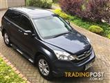 2010 HONDA CR-V (4x4) LUXURY MY10 4D WAGON