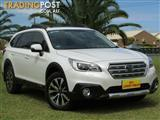 2015 Subaru Outback 2.5i CVT AWD Premium B6A MY15 Wagon
