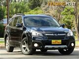 2014 Subaru Outback 2.5i Lineartronic AWD Premium B5A MY14 Wagon