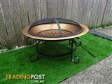 Liquidating Left Over Stock 100 Steel  Finished Fire Pits