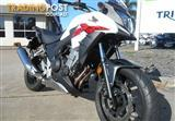 2014 HONDA CB500XA (ABS) 500CC MY14 SPORTS