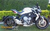 2014 M.V. AGUSTA BRUTALE 800 DRAGSTER 800CC MY14 SPORTS