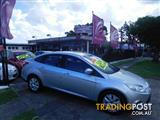 2013  FORD FOCUS AMBIENTE LW MK2 UPGRADE 4D SEDAN