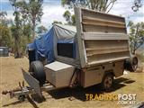 Camper Trailer - Safari Hard Top - Give Away at this price