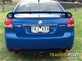 2013 HOLDEN COMMODORE SV6 Z-SERIES VE II MY12.5 4D SEDAN