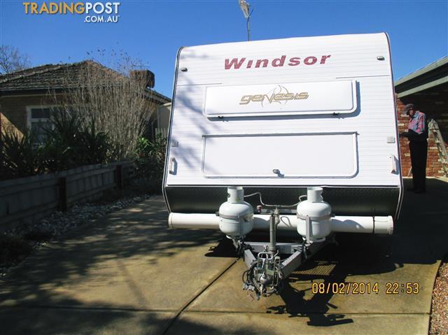 2009 Windsor Genesis Gc638s For Sale In Echuca Vic 2009