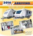2016  CARAVAN JURGENS JINDABYNE  PT2210 DELUXE POP TOP