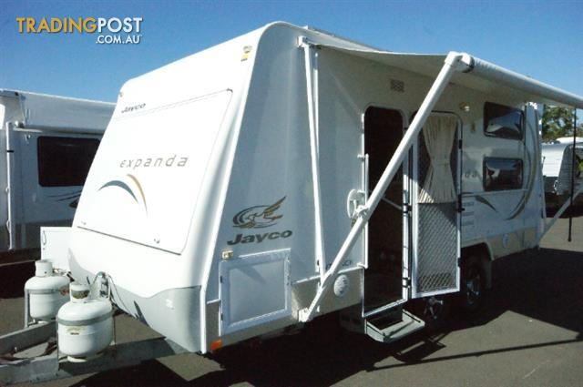 Excellent 2017 JAYCO EXPANDA 18582OB17EX POPTOP For Sale In Mount Gambier SA