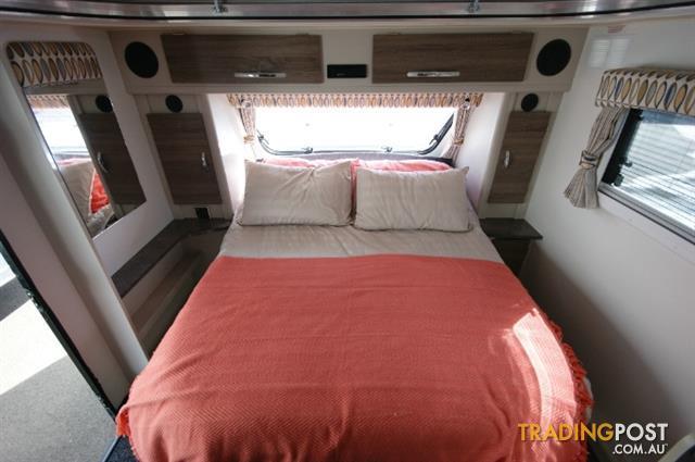 Simple Caravans For Sale New 2016 JURGENS JINDABYNE PT2210 POPTOP For Sale