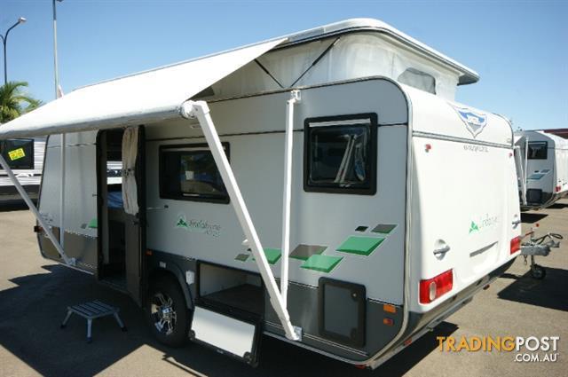 Amazing Caravans For Sale New 2016 JURGENS JINDABYNE PT2210 POPTOP For Sale