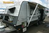 2014  CARAVAN BILLABONG SHEERWATER CUSTOM  196 HARD TOP