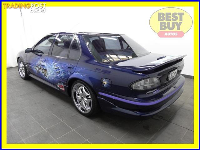 1996  Ford Falcon XR6 EF II Sedan