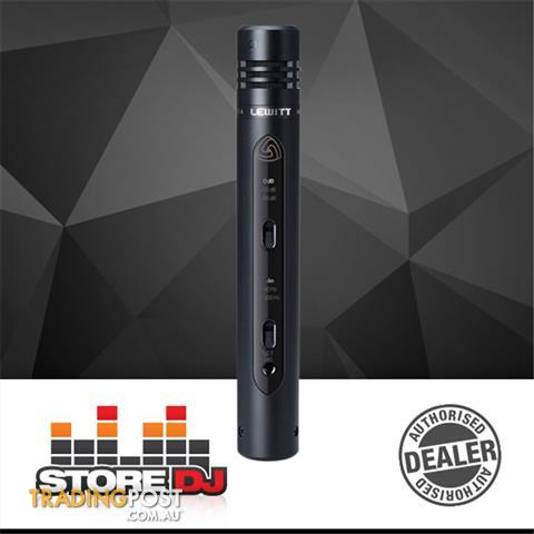 Lewitt-LCT-140-Multipurpose-Pencil-Condenser-Microphone