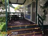 Rare opportunity Phillip island onsite 2 bedroom Cabin