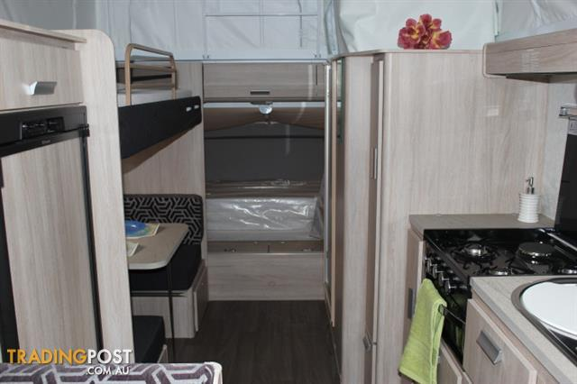 Creative 2017 Jayco 17562 Expanda Pop Top Outback For Sale In Dubbo NSW