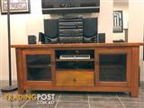 Solid Timber Entertainment Unit