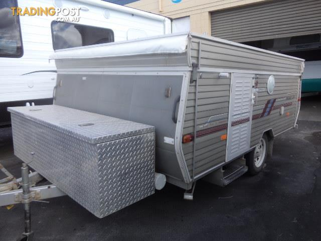Model Camper Trailer For Sale In BAKERS BEACH Tasmania Classified