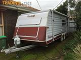 Roadstar Vogager 2000 Pop Top Caravan - 19ft - 1999 model