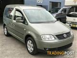 2007 Volkswagen Caddy  7 SEATER Utility
